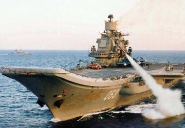 وزارة الدفاع الروسية تقوم ببحوث علمية  بهدف إنشاء حاملات طائرات جديدة