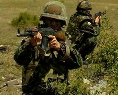جورجيا تخطط لإرسال 500 جندي إلى أفغانستان