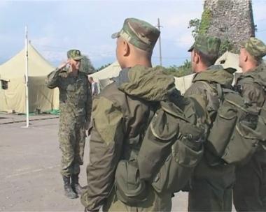 روسيا وأبخازيا تعربان عن أسفهما لسحب البعثة الدولية من الحدود الأبخازية الجورجية