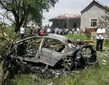 إجراءات مشددة لمكافحة الإرهاب في انغوشيا