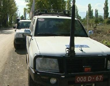 بعثة منظمة الأمن والتعاون الأوروبي تغادر جورجيا