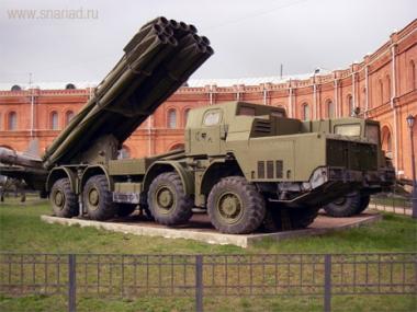 نضام المدفعية الصاروخية سميرتش الاقوى عالميا (لحد الان) 29723