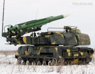 المجمع الصاروخي المضاد للطائرات بوك 29725