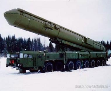 """إطلاق ناجح لصاروخ """"توبول"""" الباليستي"""