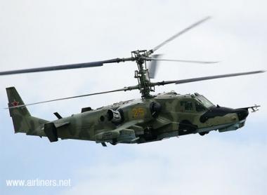 """لمروحية الروسية """"كا-50"""" القرش الاسود 29748"""