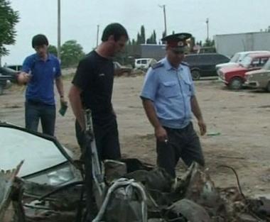 مقتل شرطي وجرح 13 شخصا في حادثين منفصلين في داغستان