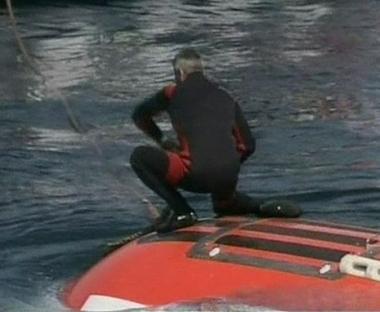 العلماء الروس يكتشفون حقلا لهيدرات الغاز في اعماق بحيرة بايكال