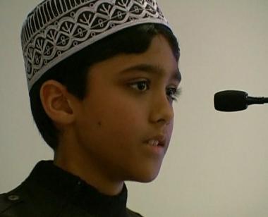 مسابقة سنوية في حفظ وتلاوة القرآن الكريم في واشنطن