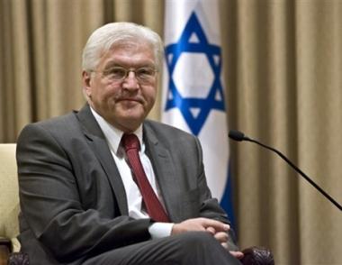 شتاينماير: حل الدولتين يضمن الاستقرار في الشرق الأوسط
