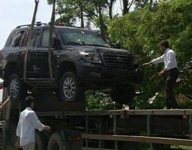 اعتقال بعض المشتبه بهم في محاولة اغتيال الرئيس الإنغوشي