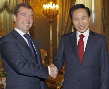 الامن في شبه الجزيرة الكورية في مركز اهتمام رئيسي روسيا وكوريا الجنوبية
