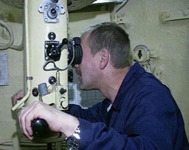 نجاح تجارب الغواصة النووية