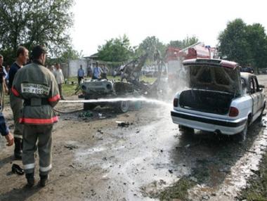 مقتل 5 مسلحين في جمهورية الشيشان