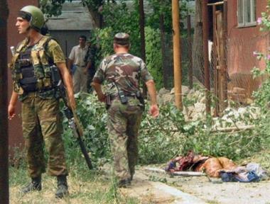 مقتل 3 مسلحين وأحد أفراد القوات الخاصة في داغستان
