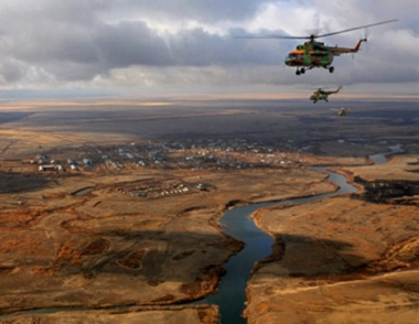 افتتاح مركز لصيانة المروحيات الروسية العاملة في افريقيا
