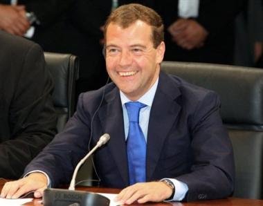 مدفيديف: روسيا ستخصص حوالي 4 مليارات دولار لتنفيذ برنامج نووي فيدرالي