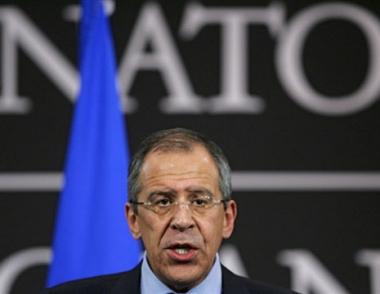 لافروف يدعو بلدان الناتو الى عدم تكرار خطأ تسليح جورجيا