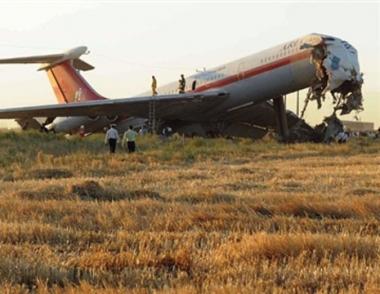 الخارجية الروسية تؤكد مصرع 3 مواطنين روس كانوا على متن الطائرة الإيرانية المتحطمة