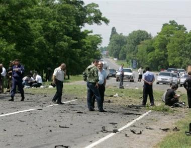 انفجار في انغوشيا.. لم يسفر عن ضحايا
