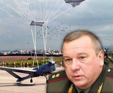 قائد قوات الانزال الجوي الروسية يؤيد فكرة التوسع في استخدام الطائرات دون طيار
