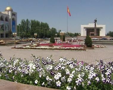 المعارضة القرغيزية تحاول تنظيم مظاهرات احتجاج في بشكيك