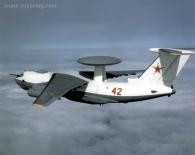 طئرة الانذار الراداري المبكر آ-50