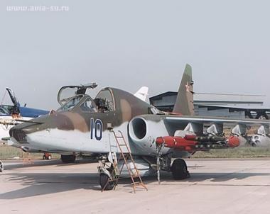 """طائرة الاقتحام """"سو- 39"""" 30830"""