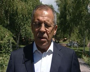 لافروف: موسكو وبشكيك على استعداد لتحويل مركز التدريب العسكري للبلدين إلى قاعدة لقوات الرد السريع