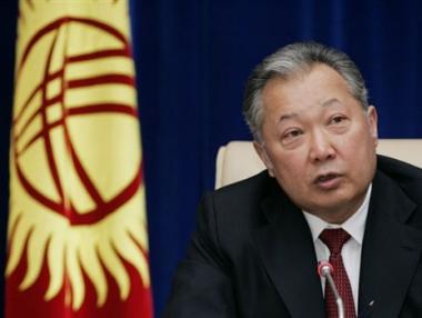 كرمان بك باقييف يتسلم مقاليد السلطة في منصب الرئيس القرغيزي
