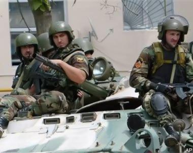 مصرع 5 من رجال الشرطة في جبال الشيشان