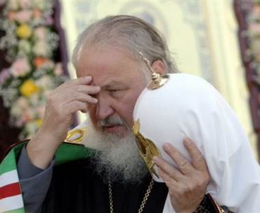 بطريرك موسكو وعموم روسيا يعرب عن ارتياحه ازاء جولته في أوكرانيا