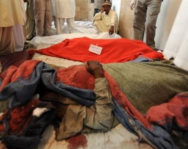 غارة أمريكية تستهدف أقارب بيت الله محسود في باكستان وأنباء غير مؤكدة عن اصابته