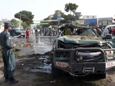 مقتل 21 شخصا في هجوم على حفل زفاف بافغانستان
