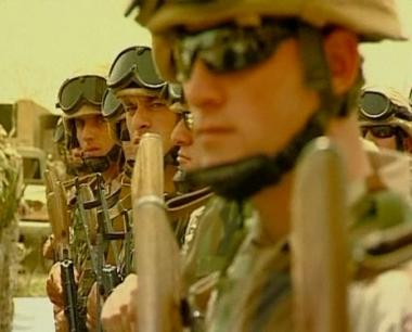 جورجيا مستعدة للمشاركة في قوات حفظ السلام في افغانستان