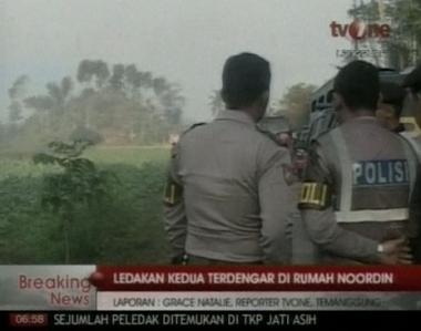 اشتباكات بين الشرطة ومسلحين في جاوا الاندونوسية وأنباء عن مقتل نور الدين توب