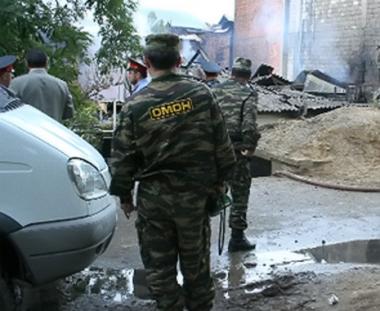 مقتل 4 من رجال الشرطة الشيشانية في اشتباك مع مسلحين