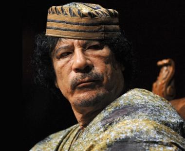 القذافي: توسع الناتو نحو الشرق يشكل خطرا على روسيا