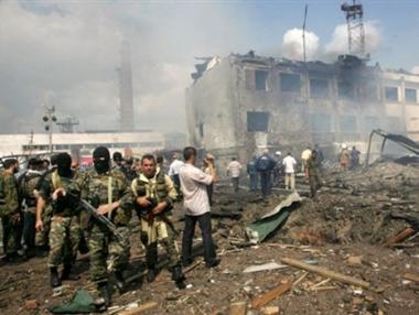 المجتمع الدولي يدين العملية الإرهابية في مدينة نازران الإنغوشية