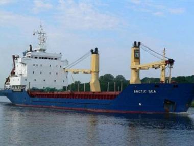 وزير الدفاع الروسي يكشف حقيقة اختفاء سفينة الشحن