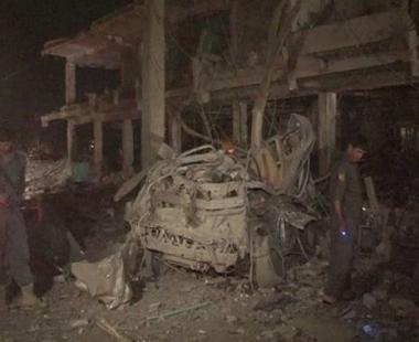 عشرات القتلى والجرحى في إنفجارات بافغانستان وطالبان تنفي مسؤوليتها