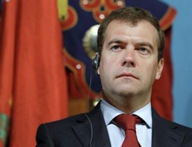 مدفيديف: قراري حول الاعتراف بابخازيا وأوسيتيا الجنوبية كان شرعيا تماما