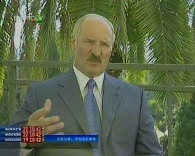 الرئيس البيلوروسي: لا يمكننا رفض إنشاء قوات مشتركة للرد السريع