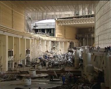 عدد الضحايا في كارثة المحطة الكهرومائية الروسية يرتفع الى 72 شخصا