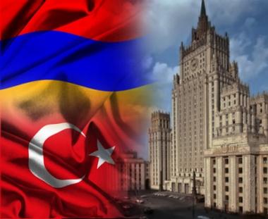 موسكو ترحب ببوادر تحسن العلاقات التركية الأرمنية