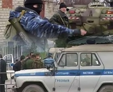 تفادي عمل ارهابي جديد في مدينة شالي الشيشانية