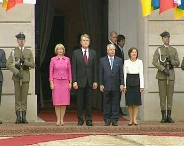 كييف ووارشو تؤكدان الطابع الاستراتيجي لعلاقاتهما