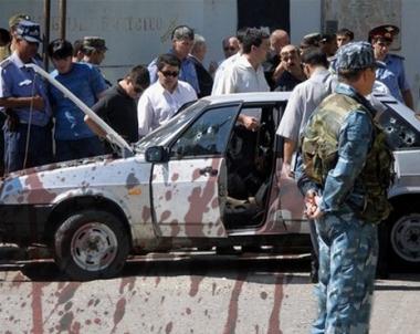 اغتيال نائب مدعي عام العاصمة الداغستانية