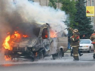 مقتل شخصين في هجوم انتحاري بجمهورية انغوشيا جنوب روسيا