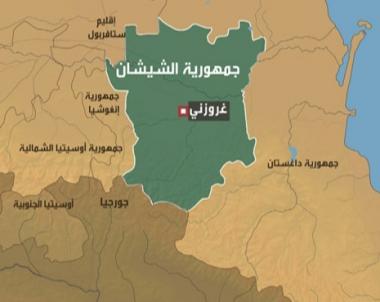 الشرطة الشيشانية تحبط هجوما انتحاريا في غروزني