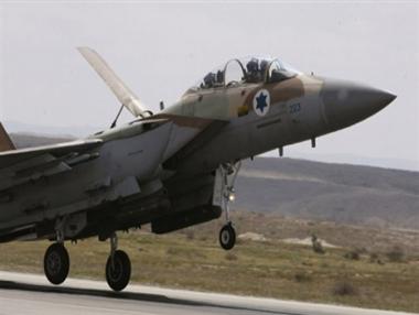 تحطم مقاتلة اسرائيلية من طراز ف ـ 16 ومصرع قائدها